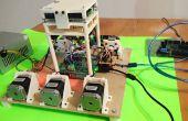 """Cómo construir un probador de encargo """"cama de clavos"""" para su electrónica de la impresora 3D"""