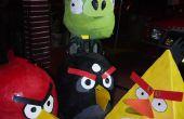Traje de aves Angry
