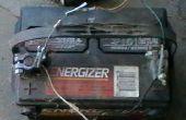 Usos para las baterías de coche muerto y las baterías de ácido plomo selladas