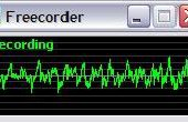 Cómo capturar, guardar, grabar o descargar streaming de audio gratis