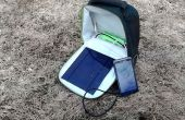 Cómo hacer una célula solar cargador del teléfono