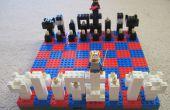 Juego de ajedrez de LEGO!!