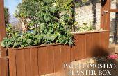 Plataforma (sobre todo) Planter Box Redux