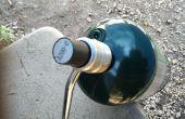 ¿Campamento de propano estufa regulador reparación