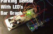 Arduino - Sensor ultrasónico con LED y zumbador