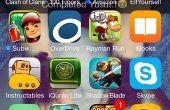 Cómo tomar una captura de pantalla en iPhone e iPod