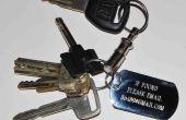 Nuevo correo electrónico de uso y una etiqueta de perro para obtener sus claves perdidas (y otras cosas).