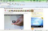 Cómo incrustar videos de Youtube en el Instructable utilizando Internet Explorer