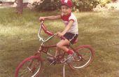 Revive tu infancia con tu primera bicicleta