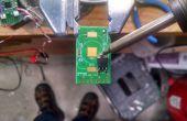 Soldar los 3.3v regulador para el Switcheroo