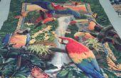 Edredón de ave 9square