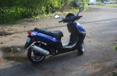Ciclomotor/Moto alforjas