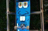 Cómo pintar un Deck de Skate