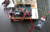 Estación de calidad ambiental interior + Bluetooth + Thingspeak