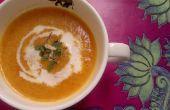 Receta de sopa de lentejas en creador de sopa de Philips