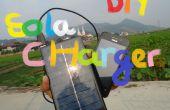 Cargador del teléfono USB DIY Solar panel