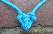 Solo colgante de corazón de cable (para)