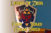 La leyenda de Zelda Hylian shield