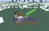 Minecraft: Ender perla lanzador