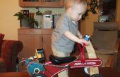 Multnomah County Chopper - Radio Flyer pequeño Trike poder Mod