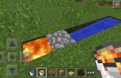 Minecraft PE: Generador de Cobblestone ilimitado