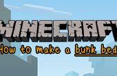 Minecraft: Como crear una litera