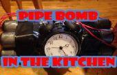Cómo hacer un tubo de PVC apoyo de bomba (por películas)