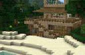 Minecraft - puerta clásica de Jeb