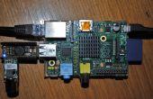 Arduino y Pi en armonía - como un servidor de web de sensor!