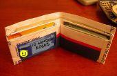 Billetera de Tyvek con ventana ID