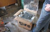 Cómo hacer un sencillo horno Solar de cartón