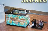 Acuario Auto recarga con Arduino
