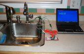 Temporizador de funcionamiento del agua