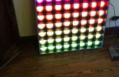 PixelLux-A 64 Pixel RGB LED pantalla