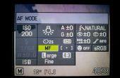 Activar el Super Control Panel en cámaras Olympus MFT