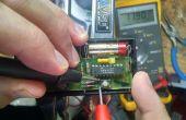 Cómo medir la polaridad del interruptor