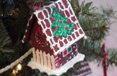 Decora tu árbol de Navidad con basura!