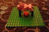 Campamento LEGO C.O.C. ejército lv 5