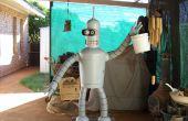 Bender de Futurama - 87% hierro, 100% Cool