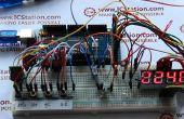 Fotosensible infrarrojo LED de Control sistema basado en Arduino