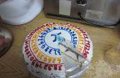 Libre de hornear pastel de helado: Integrado con Pi