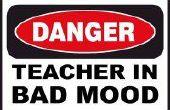 Cómo hacer tu profesor loco