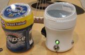 Hacer un amplificador de guitarra portátil dulce