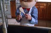 Disfraz de Muppet cocinero sueco