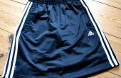 ♥ DIY Shorts en falda | rápido y fácil | Cómo | Tutorial