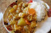 Cómo hacer Curry japonés - la manera fácil!