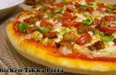 Hacer una Pizza perfecta - con 2 aderezos deliciosos!