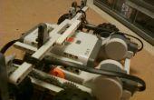 ¿LEGO NXT el control con wiimote