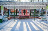 The Mosaic Pavilion