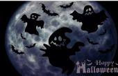 Frente a su dinero teme la cabeza en este Halloween